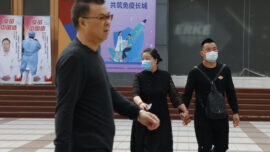 Beijing Admits Chinese Vaccines' Effectiveness Low