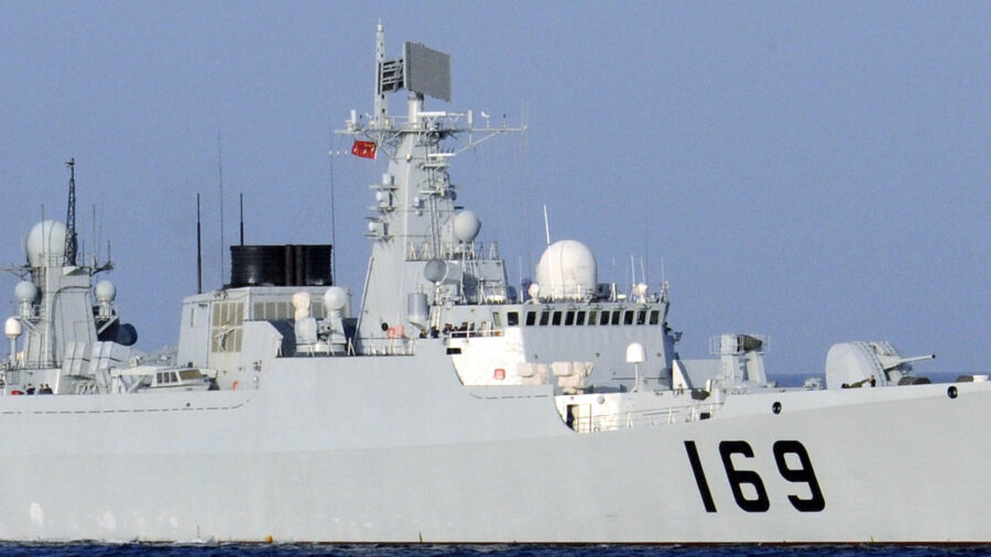 US Military Officials Warn of China's Alarming Increase in Naval and Nuclear Military Power