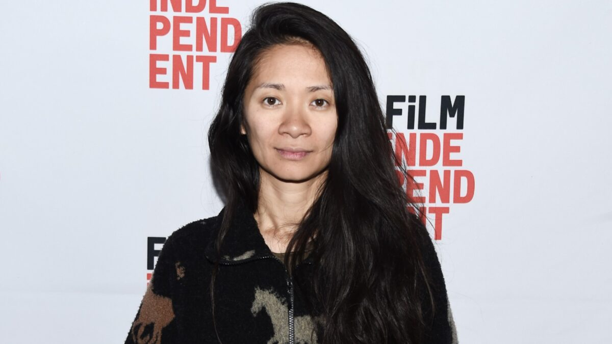 Chloe Zhao 1