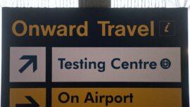 Testing for All UK International Travelers