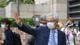 Hong Kong Pro-Democracy Figures Sentenced