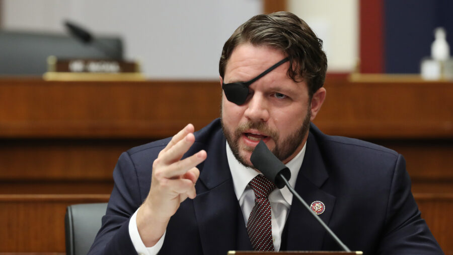 Rep. Dan Crenshaw to Take Leave From Congress After Eye Surgery
