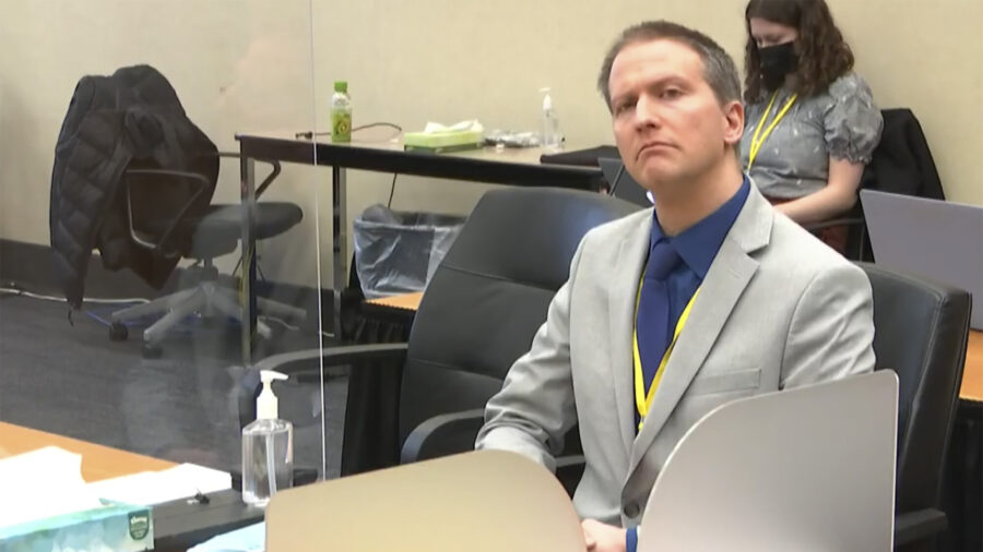 Closing Arguments Presented in Chauvin Trial