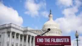 House Democrats Want to Change Senate Rules