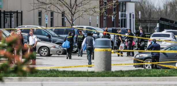 FedEx Mass Shooting in Indianapolis