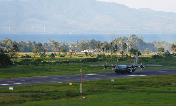An Indonesia Air Force