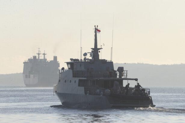 Indonesia submarine search