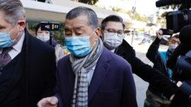 Imprisoned Hong Kong Activist Jimmy Lai Awarded 2021 Liberty Medal