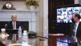 Biden Speaks at Semiconductor Summit
