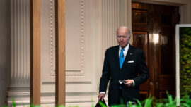 White House Announces Biden's First Overseas Trip as President