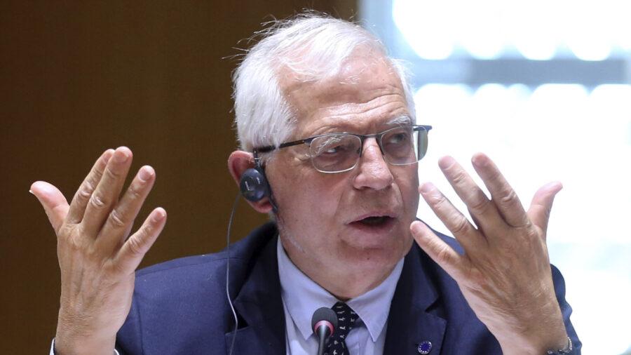 EU Estimates 150,000 Russian Troops Near Ukraine's Borders