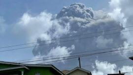 Only Vaccinated Persons Can Board Evacuation Vessels to Leave Island Volcano: St. Vincent PM