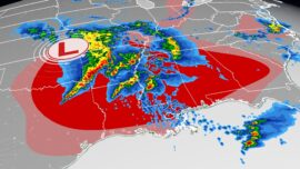 Severe Storms Threaten the South With Tornadoes and Hurricane-Force Winds Friday Night