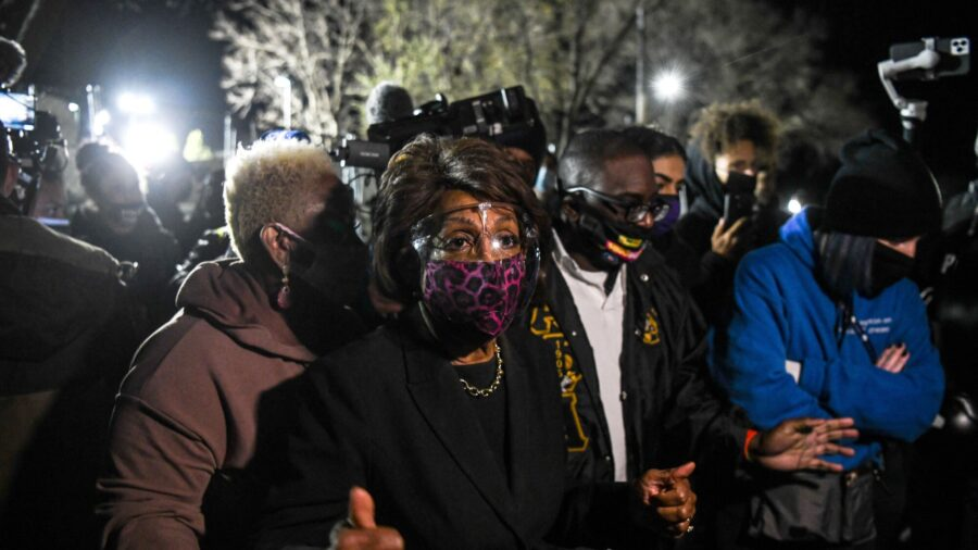 Reactions to Rep. Maxine Waters Minnesota Remarks