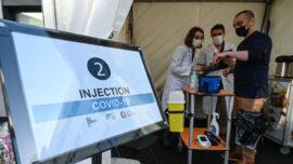 Author: French Vaccine Mandate 'Like China'