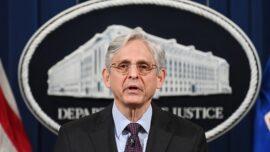 AG Garland Announces Initiative to Combat Violent Crime Spikes