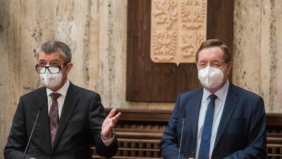 3rd Health Minister Fired in Virus-Battered Czech Republic