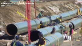 Dakota Access Pipeline Currently in Use, Under Review