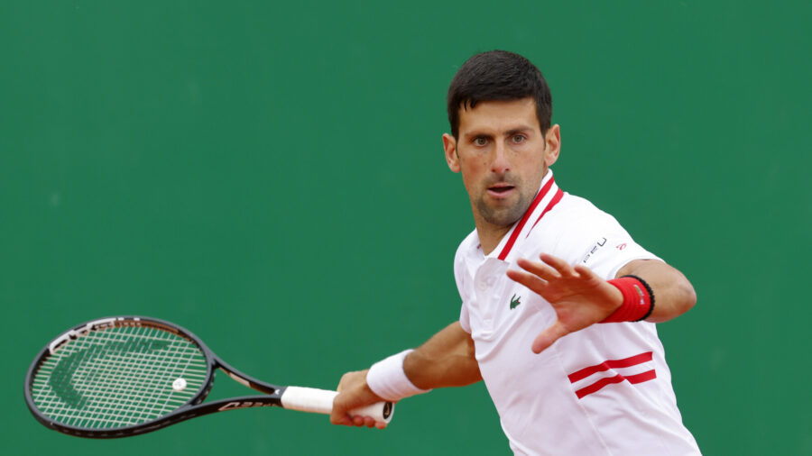 Djokovic Hopes COVID-19 Vaccine Will Not Become Compulsory for Players