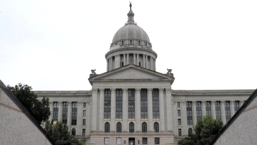 Black Lives Matter Protesters Storm Oklahoma Capitol