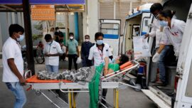 Oxygen Leak Kills at Least 24 COVID-19 Patients on Ventilators in Indian Hospital