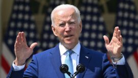 Expert: Biden's Gun Control Limited Without New Laws