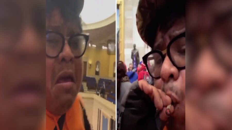 Capitol Protester Alleges Inmates Are Being Physically Assaulted by Jail Guards