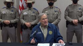 Texas Governor Explains How Smugglers Use Children