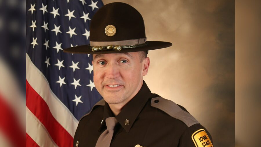 Iowa Patrol Trooper Slain Amid Violent Standoff: Authorities