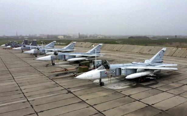 Su-24-bombers