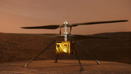 NASA Will Test Helicopter on Mars