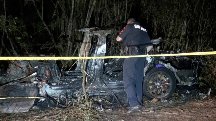 US Safety Board to Release Report on Texas Tesla Crash Within a Month