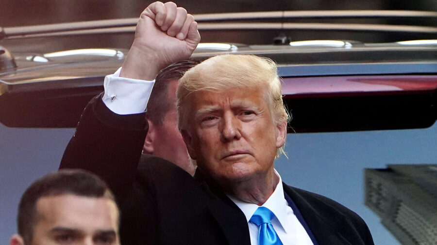 Trump Predicts GOP Will Retake Congress in 2022, White House in 2024