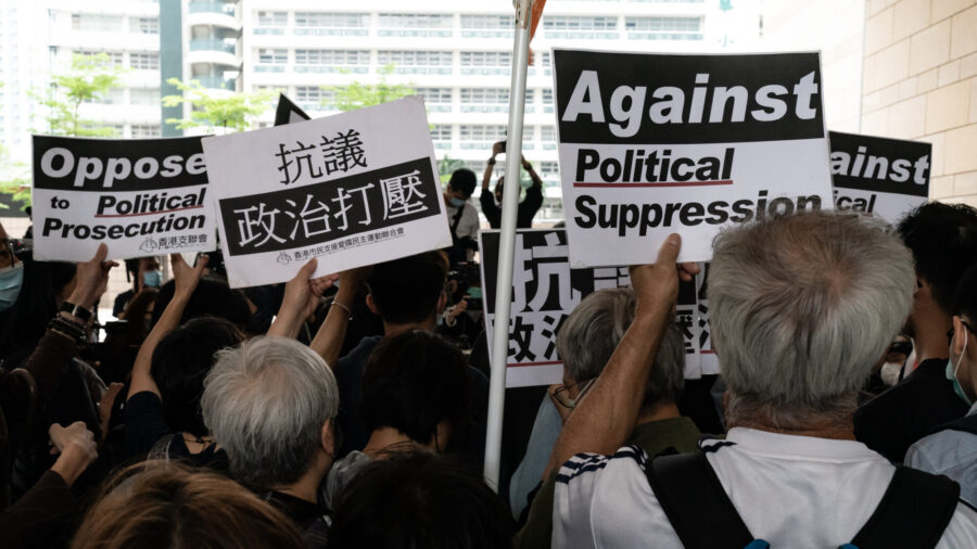 Hong Kong's Fall a Harbinger of Communist China's Takeover of Free World: Epoch Times HK Director
