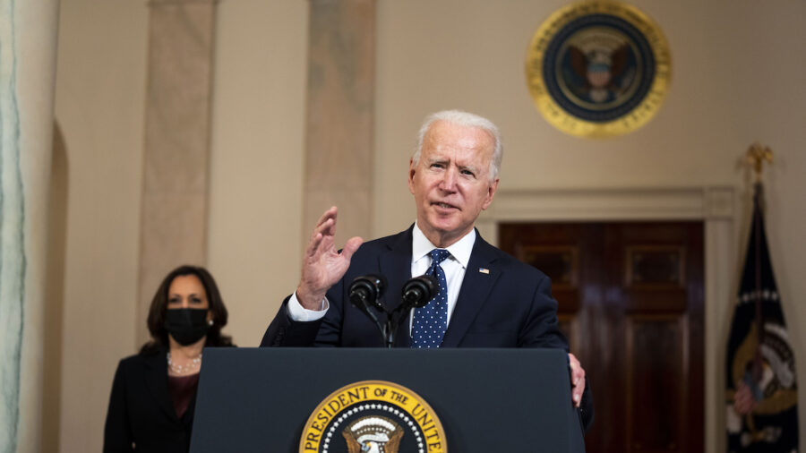 Biden Calls George Floyd's Family After Chauvin Verdict