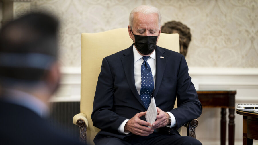 Biden 'Praying' for 'Right Verdict' in Chauvin Trial