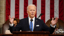 LIVE: Biden's First Address to Joint Session of Congress