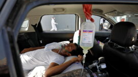 Hospitals Overrun as India's COVID-19 Infections Surge