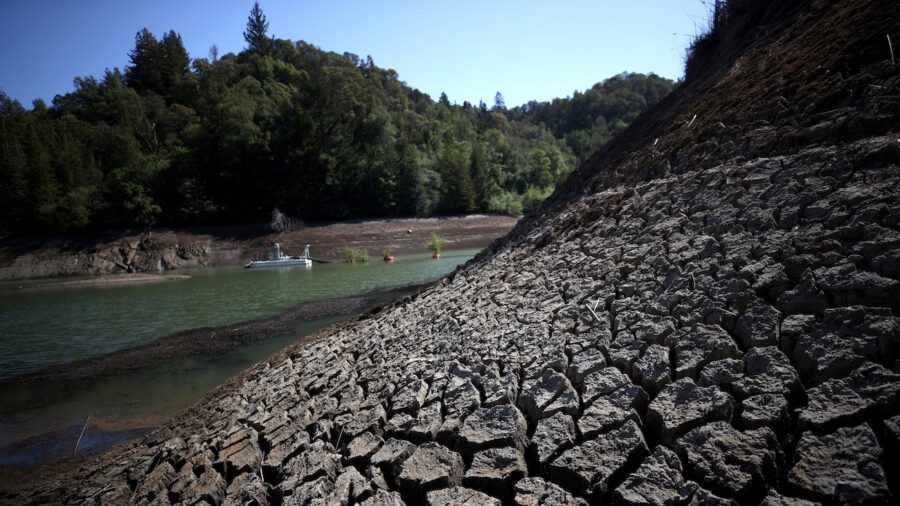 California Governor Declares Drought Emergency in 2 Counties