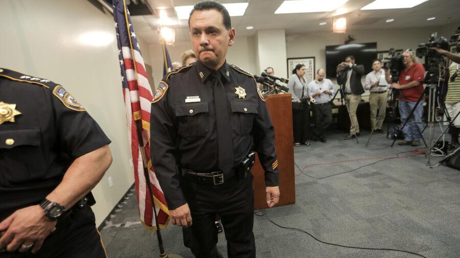 Biden to Nominate Texas Sheriff to Lead ICE
