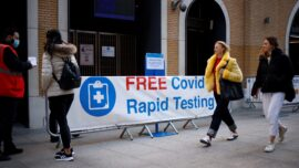 Free Rapid COVID-19 Testing for England