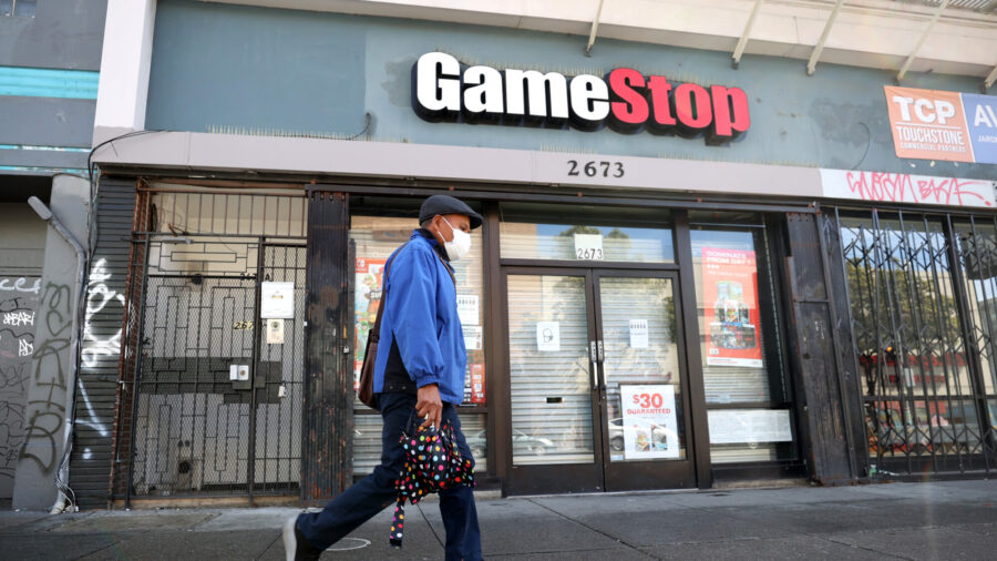 GameStop to Sell 3.5 Million Shares After Stock Frenzy Boosts Price