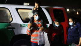 Deputy Border Chief Estimates 'Way Over 100,000' Illegal Border Crossers Evaded Capture This Year