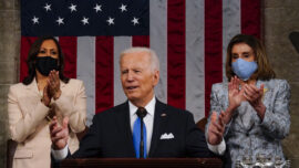 Commentary on Biden's First 100 Days From Republicans, Democrats Are Poles Apart