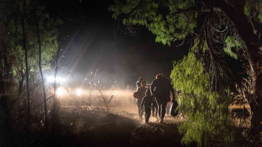 Heavily Armed Smugglers on Ranchers' Land