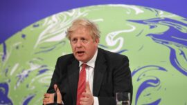 Boris Johnson on Protecting Nature at Virtual Climate Change Summit