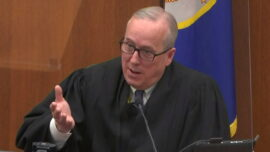Judge in Derek Chauvin Trial Rejects Motion to Sequester Jury Over Violence Concerns