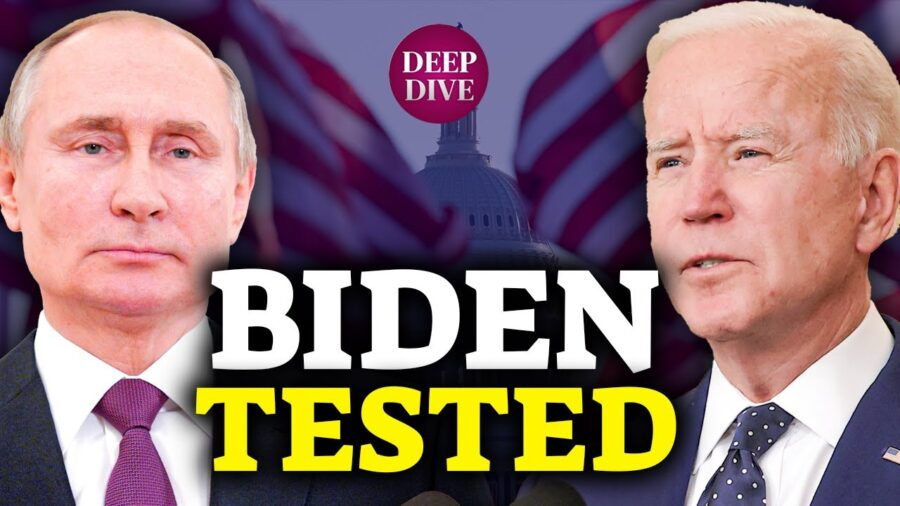 Deep Dive (April 19): Biden Tested by Foreign Leaders, Says Former National Intelligence Director