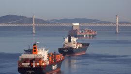 California Port Surges With Cargo Volume