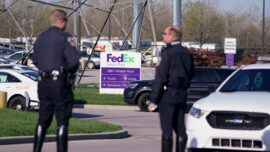 8 Dead, Multiple Others Wounded After Shooting at FedEx Facility in Indianapolis, Gunman Dead, Police Say